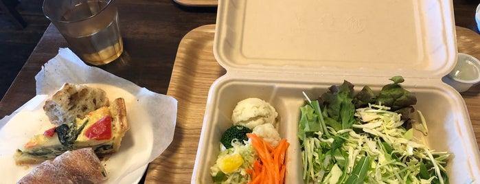 パンと、惣菜と、珈琲と。PUBLIC BAKERY is one of Free Wi-Fi in 埼玉県.