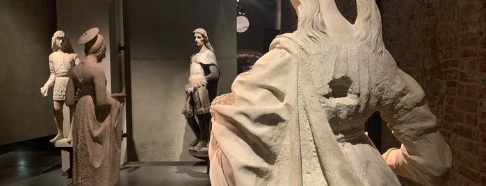 Museo della Fabbrica del Duomo is one of Intrattenimento.