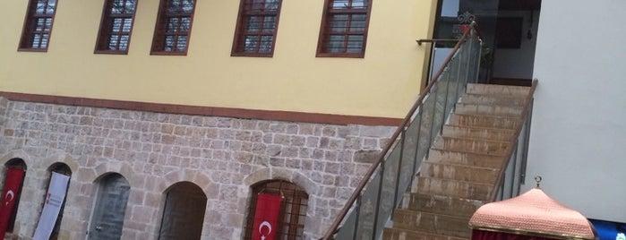 Tarihi Cumhuriyet (Katip) Han is one of Kahramanmaraş.