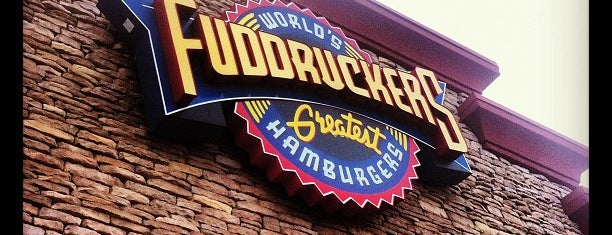 Fuddruckers is one of Tempat yang Disukai David.