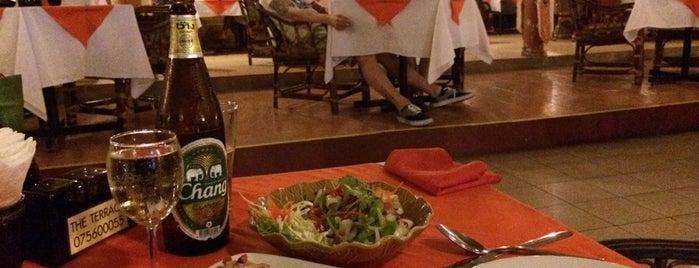 The Terrace Fine Thai Cuisine is one of Orte, die Petteri gefallen.