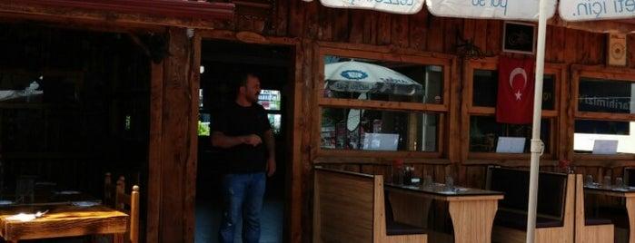 Sıla Piknik Cafe is one of yet.. :).