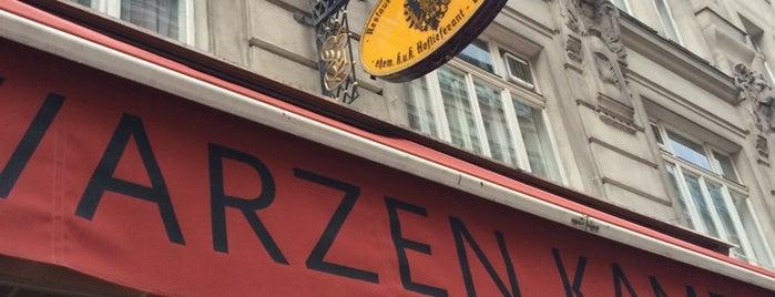Zum Schwarzen Kameel is one of Vienna.