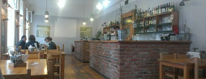Ferdinanda is one of Best restaurants in Prague.