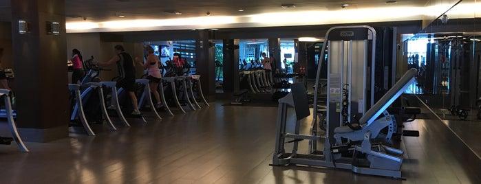 Westin Workout Fitness Studio is one of Cherols 님이 좋아한 장소.