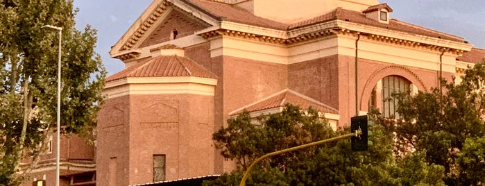Basilica Regina Pacis is one of ROME - ITALY.