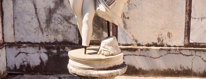 Domus di Amore e Psiche is one of Arts / Music / Science / History venues.