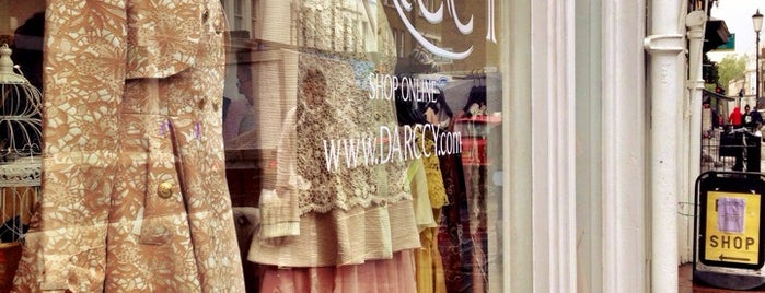 Darccy is one of À faire à Londres.