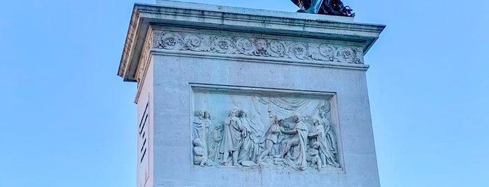 Estatua de Felipe IV is one of Madrid, ES 🇪🇸.