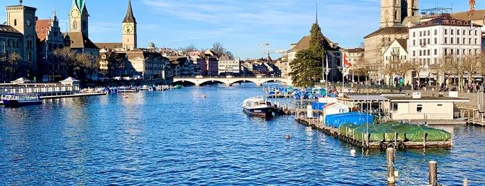 Quaibrücke is one of Zurich: business trip 2014-2015.