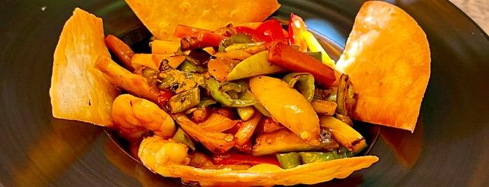 El Rincón de Carmen is one of Arriba Arriba-Endülüs Gourmet Edition.