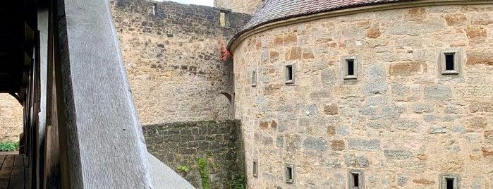 Spitaltor und Spitalbastei is one of Rothenburg Ob Der Tauber.