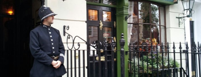 The Sherlock Holmes Museum is one of World Heritage Sites!!!.