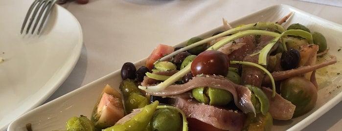 Restaurante Paredes is one of Levante y Sur II.