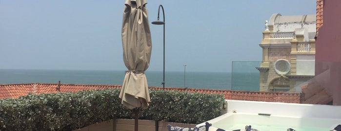 Hotel Casa Don Sancho is one of Lugares favoritos de Vanessa.