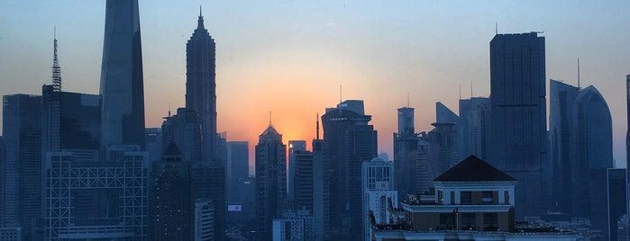 The Eton Hotel Shanghai (裕景大饭店) is one of Orte, die Vanessa gefallen.