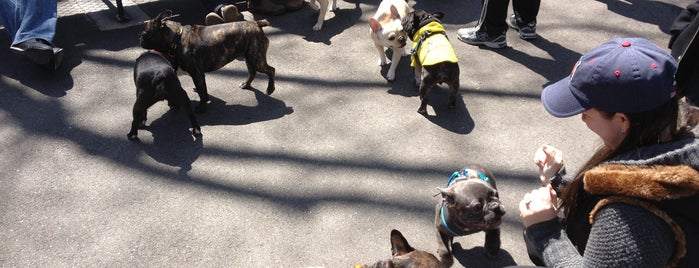 Dewitt Clinton Park Dog Run is one of Brian 님이 좋아한 장소.
