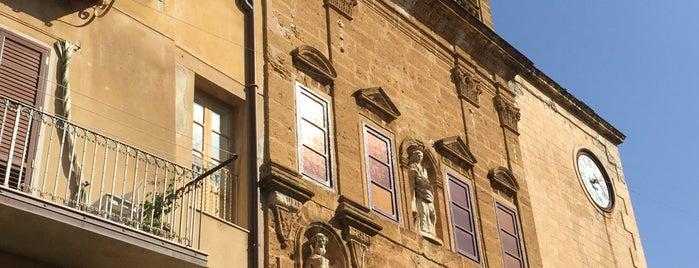 Piazza Garibaldi is one of Scicily guide.