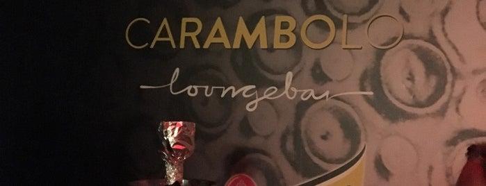 Carambolo lounge is one of Posti salvati di Anya.