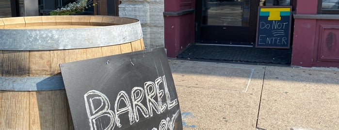 Barrel Theory Beer Company is one of St Paul, MN.