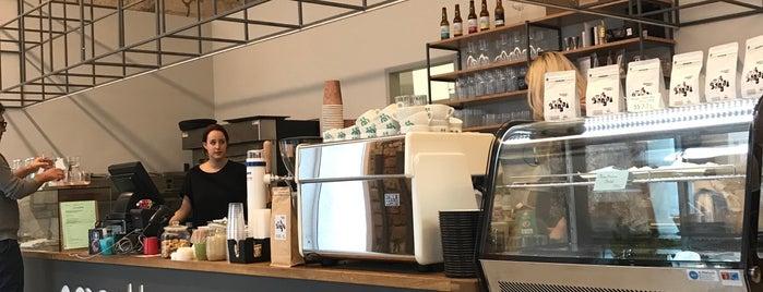 Empathy Cafe & Bistro is one of reggeli,kv,pékség_PEST.