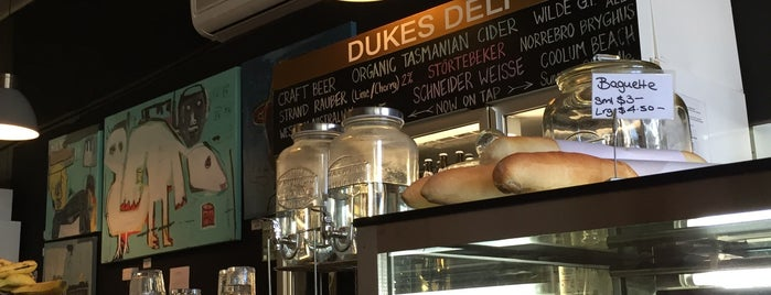 Dukes Deli is one of Noosa.