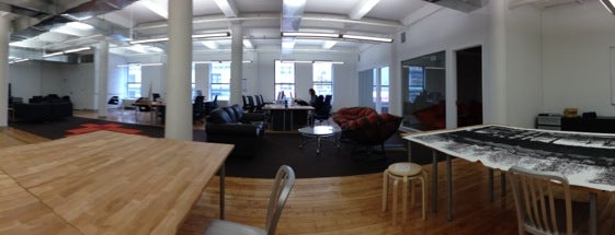 ThinkUp is one of Silicon Alley, NYC (List #2).