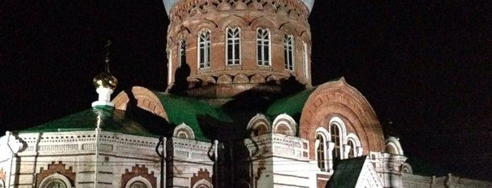 храм Александра Невского is one of Posti che sono piaciuti a Stanislav.