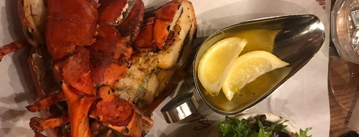 Burger & Lobster is one of Berenizeさんのお気に入りスポット.