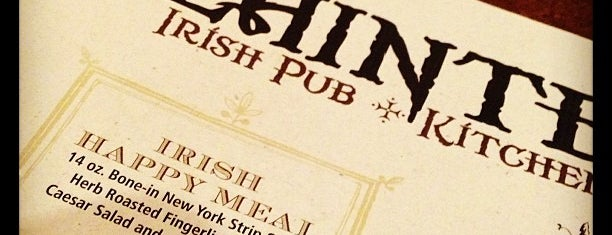 Slainte Irish Pub + Kitchen is one of Top Ten Irish Bars in Ft Lauderdale and Palm Beach.
