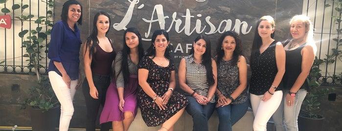 L'artisan Café By Florida is one of Pepe 님이 좋아한 장소.