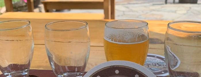 Bridge Brew Works is one of West Virginia Breweries.
