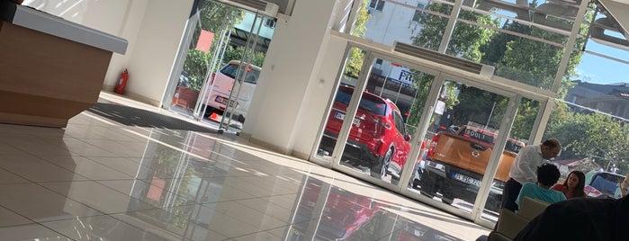 Honda&Nissan Park Otomotiv is one of Orte, die Kamil gefallen.