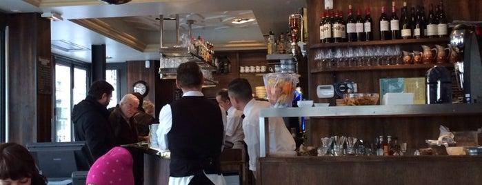 Le week-end café is one of скумбрия : понравившиеся места.