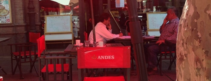 Segretto restó/café is one of Experience Mendoza.