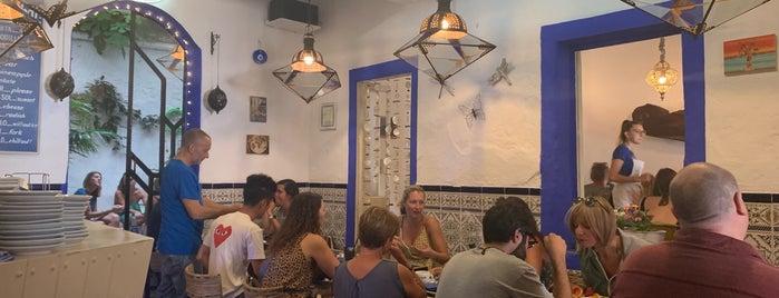 Cafe Azul is one of Espana2016.