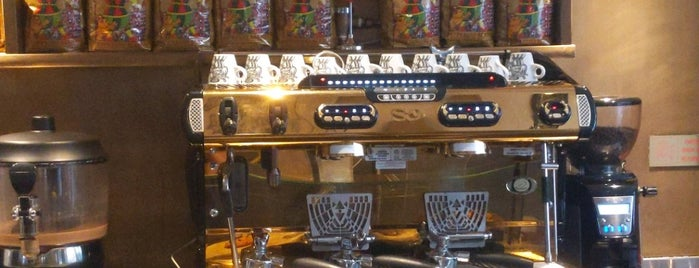 Matto Espresso is one of Café & Bfast.