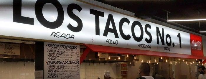 Los Tacos No. 1 is one of Lugares favoritos de st.