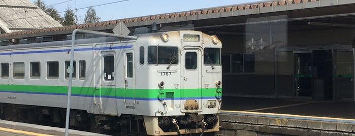 Nanae Station is one of JR 홋카이도역 (JR 北海道地方の駅).