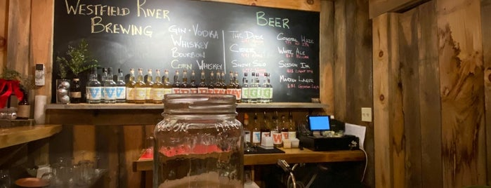 Westfield River Brewing Company is one of Breweries.