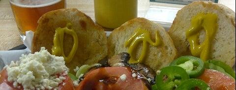 Woody's Burgers & Beer is one of Palm Springs Trip.