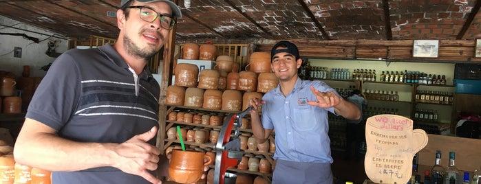 Los Cantaritos De Amatitán is one of Tempat yang Disimpan Eric.