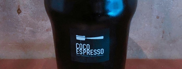 Coco Espresso is one of To drink in Asia.