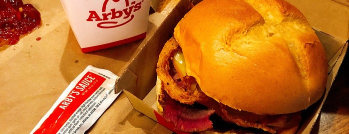 Arby's is one of New York.