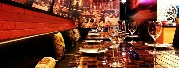 Levant Middle Eastern Restaurant is one of Posti salvati di Ankur.