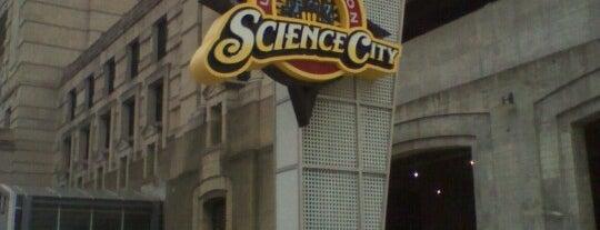Science City is one of U.S. Road Trip.