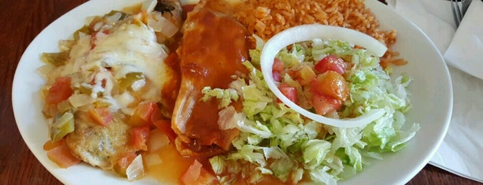 El Zarape is one of All-time favorites in United States.