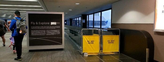 SFO Airport Museum is one of Locais curtidos por Shawn.