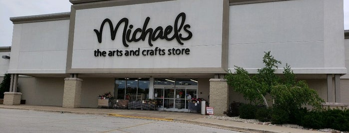 Michaels is one of favorites.