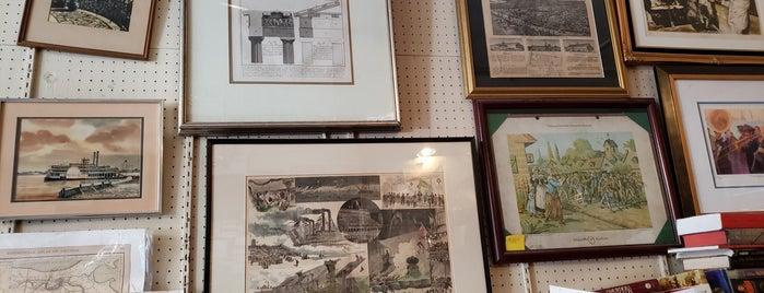 Arcadian Books & Art Prints is one of New Orleans.